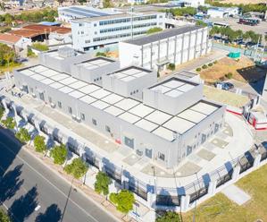 竹屿110kv变电站投运新区供电保障再升级