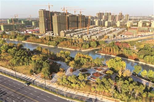 城市发展 品质提升