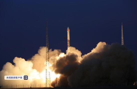 快舟一号首次一周双箭!成功发射两颗全球多媒体卫星