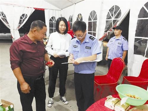 溫嶺:規范送葬樂隊 提倡文明治喪