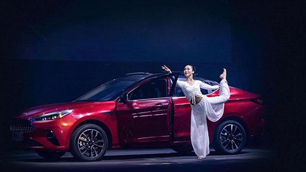 3.0时代的首款轿车产品 江淮嘉悦A5上市