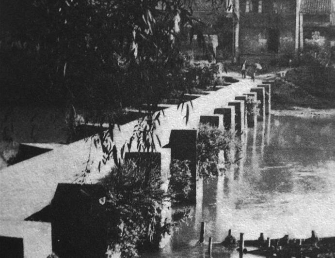 文化探源――古西桥,消逝的文化印记