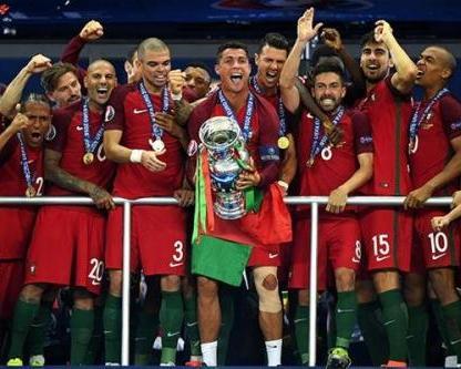 欧锦赛:卫冕冠军葡萄牙仅列三档