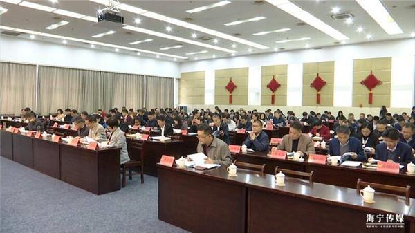 浙江海宁:塑造城市文化品牌 打造更多文化精品