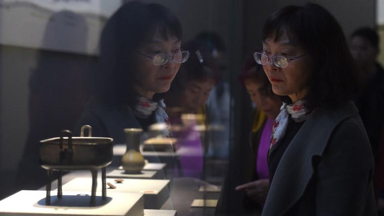 浙江省博物館舉辦捐贈文物回顧展