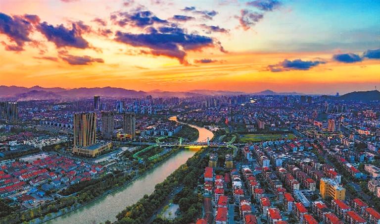 余姚:揚山水特色提宜居指數 加快品質城市建設步伐