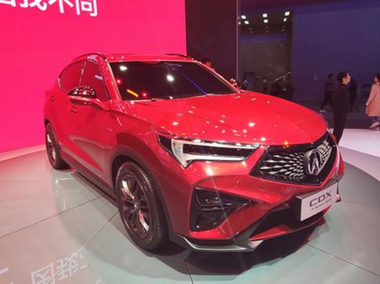 广汽讴歌4款新车将上市 增运动版本