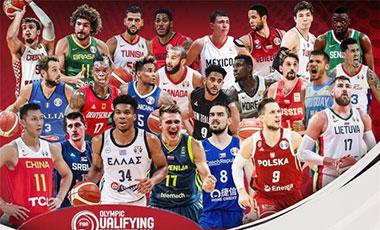 冲刺东京奥运会 中国篮球形势严峻