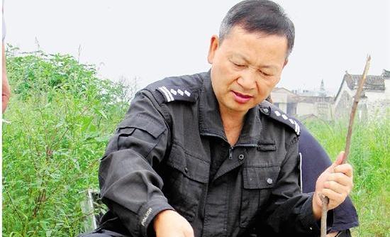 """用生命守护生命——记金华市公安局""""排爆警察""""王厚鑫"""
