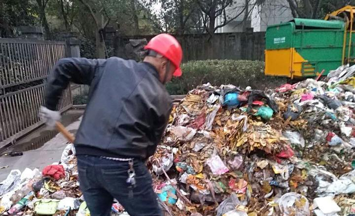 從垃圾堆里找2萬元現金,眾人愛心接力暖善城