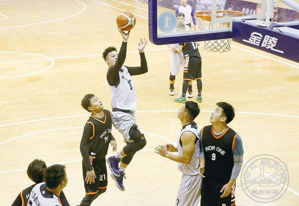 青年男子篮球超级联赛