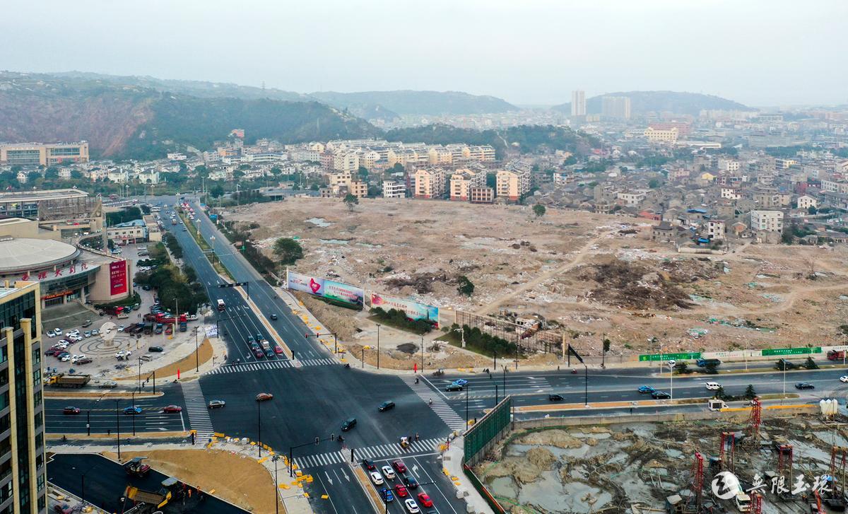 明升城区22号地块成功出让 打造城市有机更新新亮点