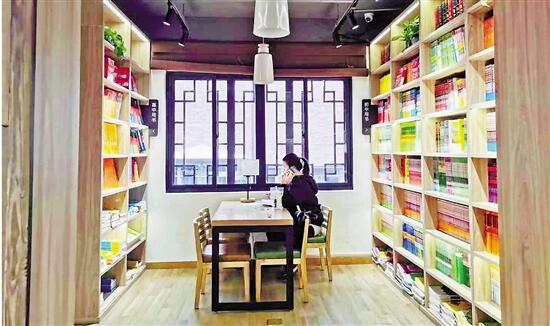 """""""小連鎖""""里的情懷——15年間,大書店給小書店做靠山"""