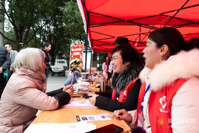 国际志愿者日活动精彩举行