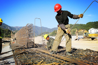 东环路北段工程有序推进