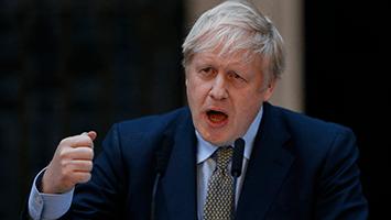 """约翰逊拒绝苏格兰""""脱英"""" 脱欧后或大幅改组内阁"""