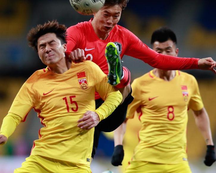 东亚杯:中国队0:1负东道主韩国