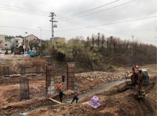 赵马村全域整治如火如荼进行
