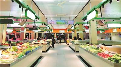 買菜比逛街更時髦 西湖區這些農貿市場改造升級了