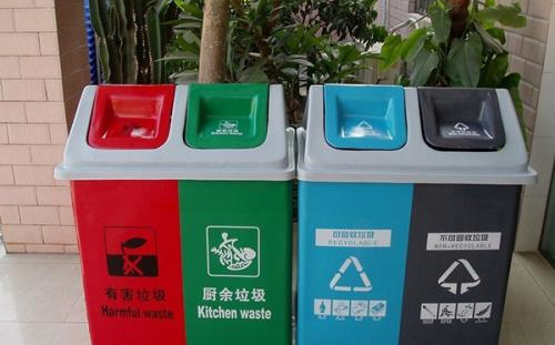 記者走訪:垃圾分類 機關單位更需走心