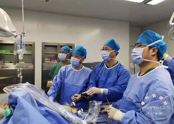 这项技术造福肝癌患者