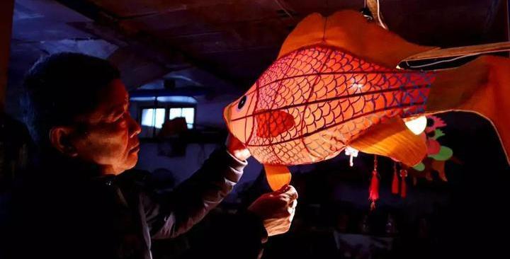 """玉環鰲龍魚燈 """"游""""出濃濃年味"""