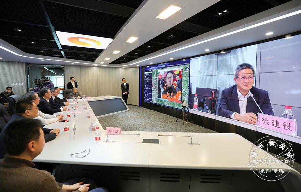 省融媒体指挥中心正式商用【高清】