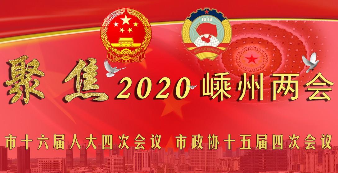 【专题】聚焦2020・嵊州两会