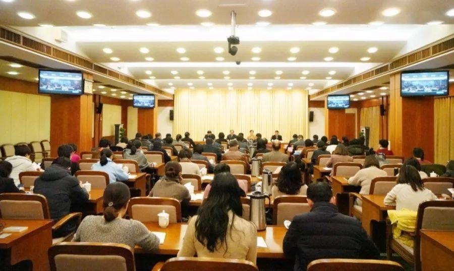 《浙江省家庭教育促進條例》 宣傳貫徹任務電視電話集會舉行