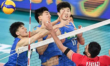 中国男排完败于伊朗队无缘东京奥运会