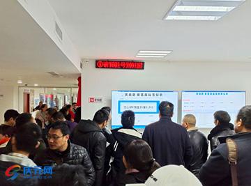 """春节前 全县近450户安置户将喜""""提""""新居"""