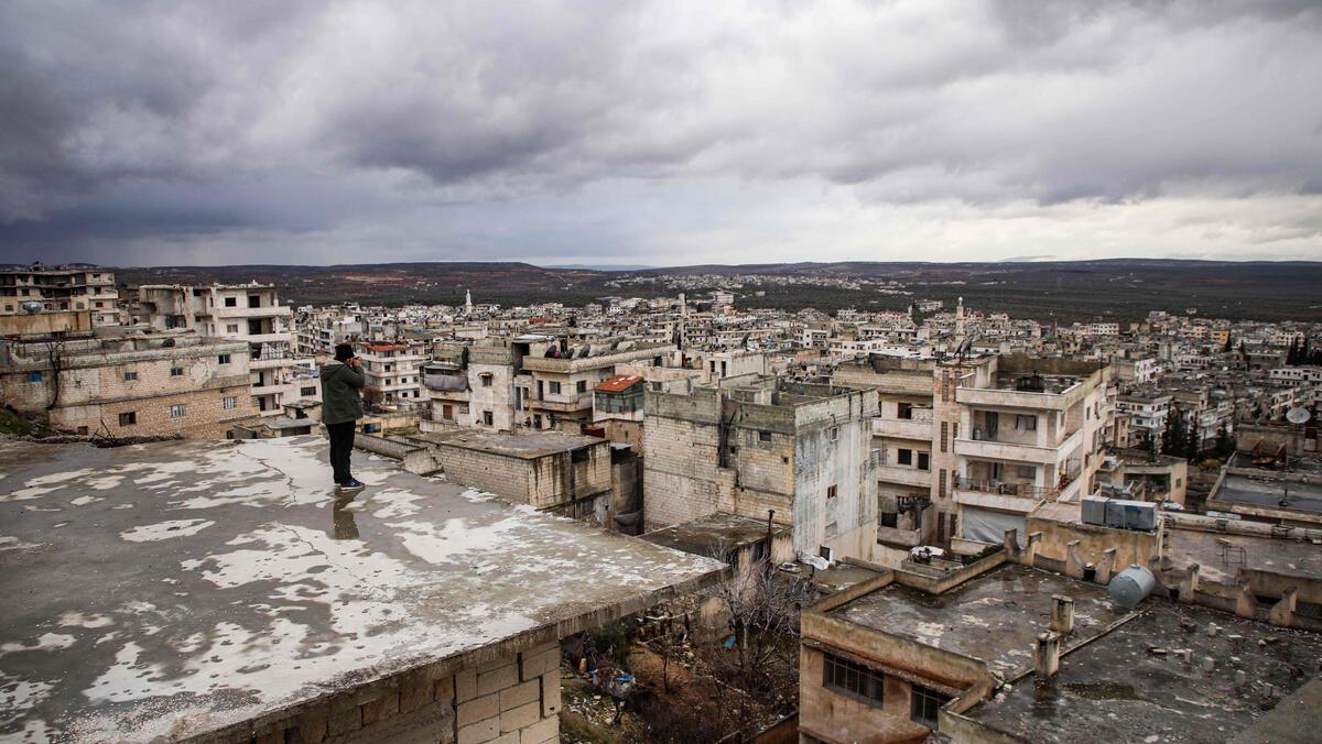 叙军方宣布收复叙北部600平方公里土地