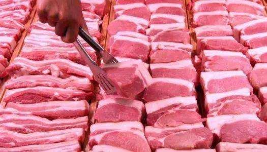 14000吨中央储备猪肉投放市场
