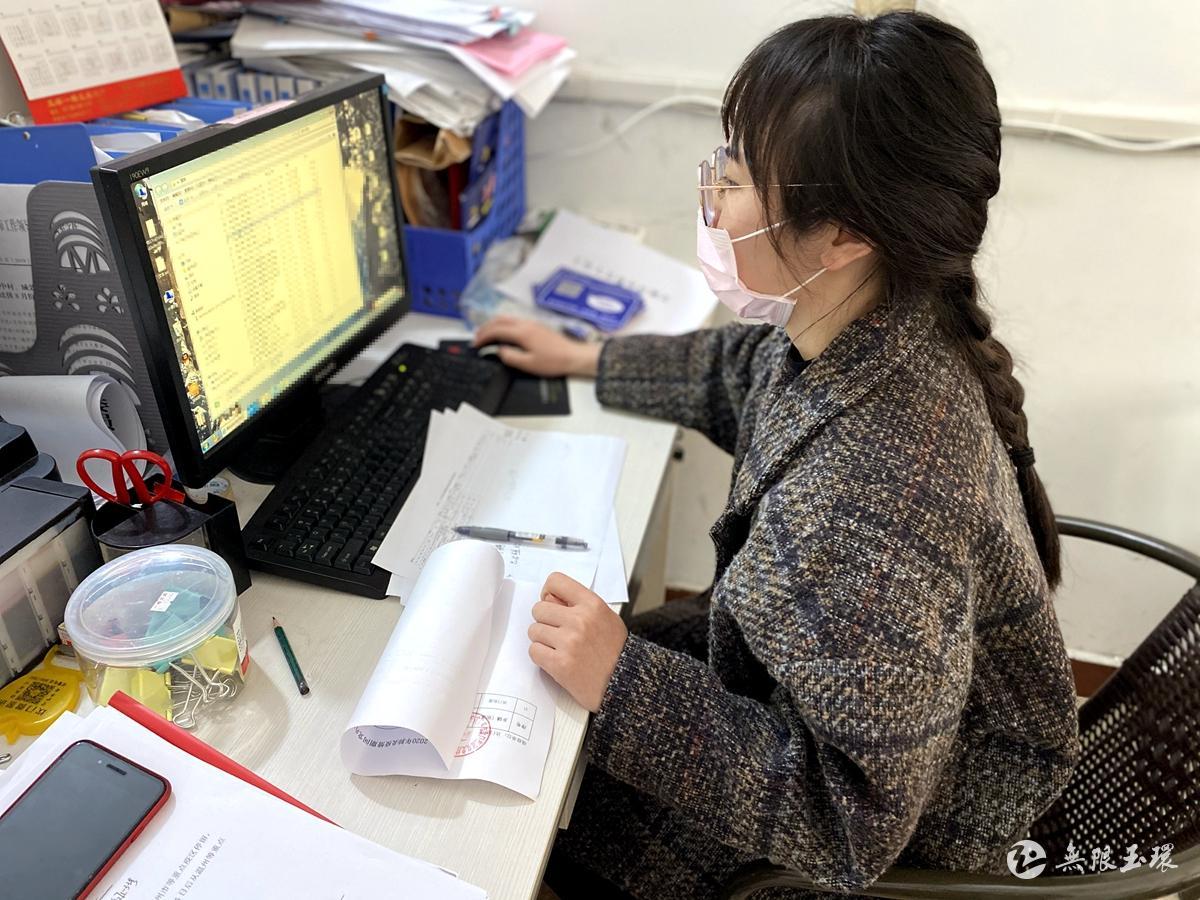 """90后战""""疫""""丨坎门:90后选调生村官陈雅倩的战""""疫""""故事"""