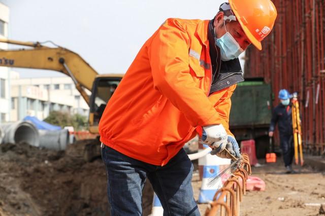 交通重点工程 五个施工点复工