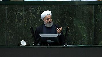 伊朗总统表示不会在极限施压下与美国谈判