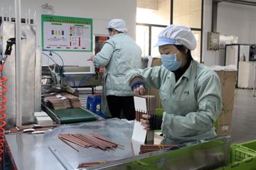 全县58家规上工业企业实现100%复工