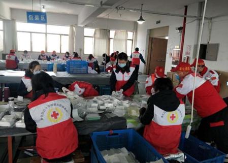 助力复工复产 浙江红十字人在行动