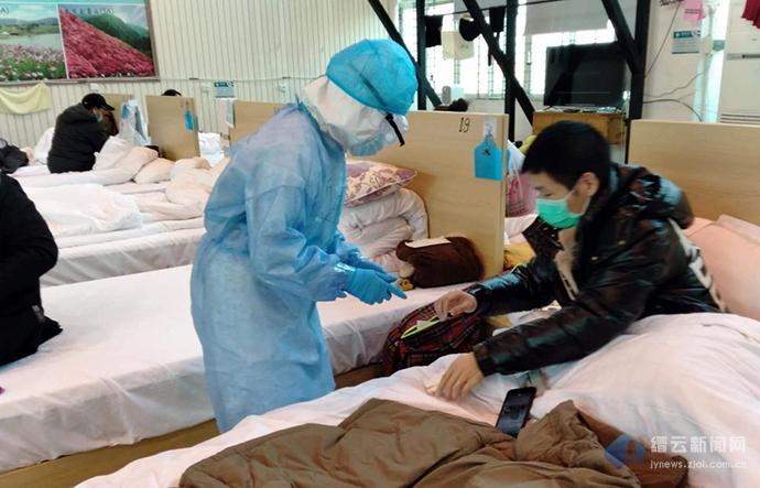 武汉抗疫前沿|陈卫琴:我在方舱医院这些天