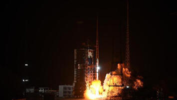 火箭再升空 中国航天迎鼠年开门红