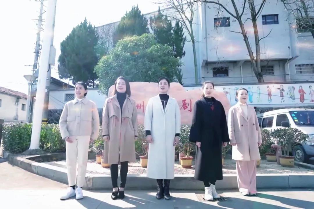 【战疫同行】共谱同心曲 越歌盼春归!