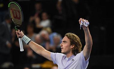 西西帕斯成功卫冕ATP马赛公开赛