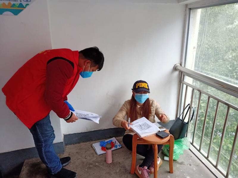 勇于擔當,日夜堅守——一名90后福彩志愿者的抗疫日志
