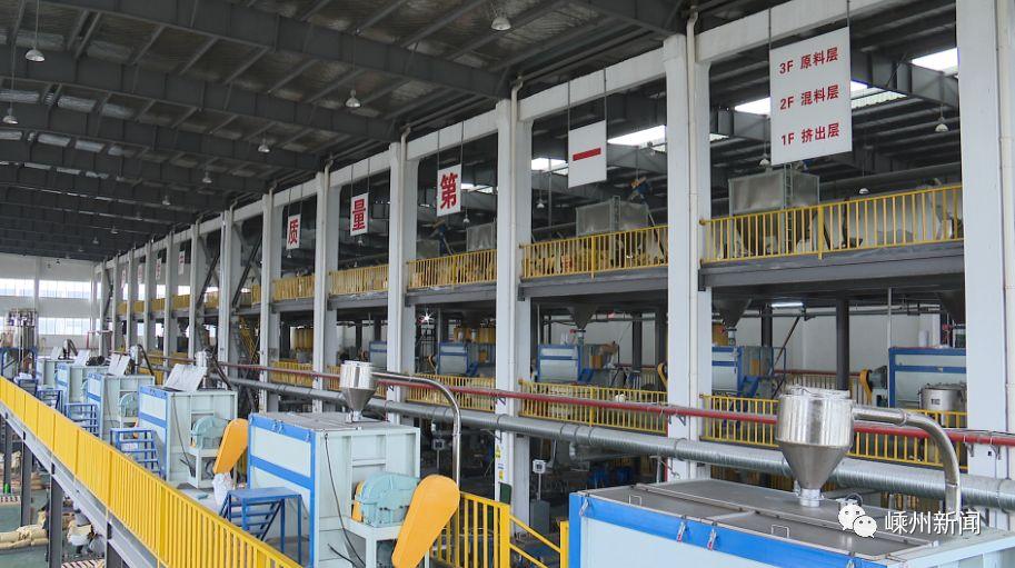 定阳新材料实现口罩全产业链生产