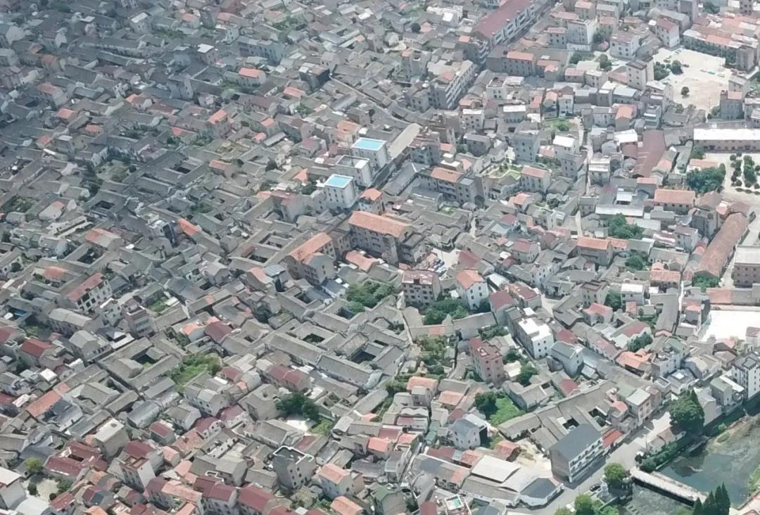 这个村入选历史文化村落保护利用重点村