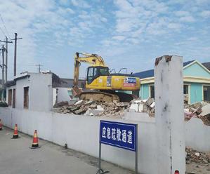 医疗服务站建设工程进入附属设施建设阶段