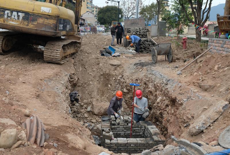 污水管道工程