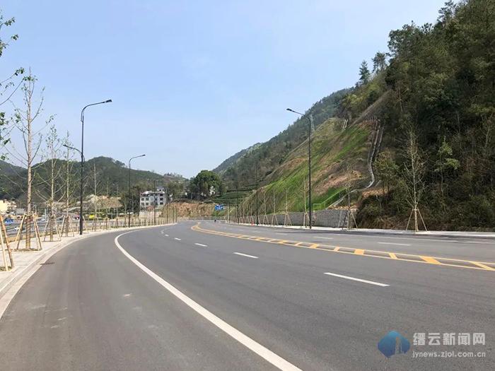 【重点工程巡礼】紫薇路北延伸工程全线通车
