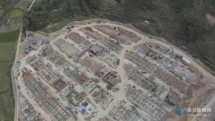 【重点工程巡礼】缙云抽水蓄能电站项目有序复工复产
