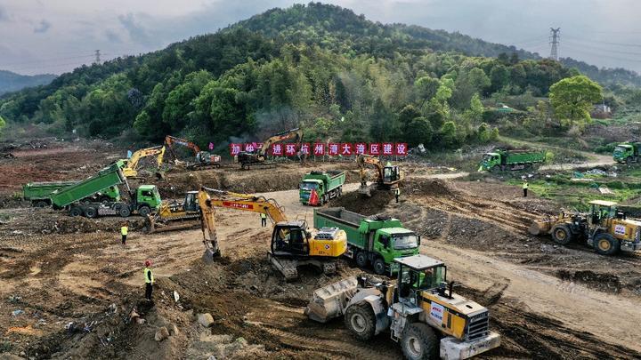 华东地区最大规模高铁新城综合体开工
